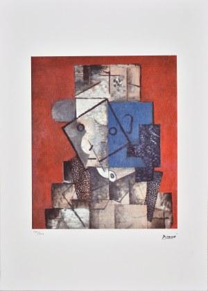 Pablo Picasso (1881-1973), Acte Cubiste