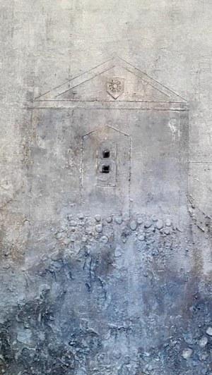 """Stanisław Tomalak, """"Fragment 465"""" z cyklu Archeologia"""