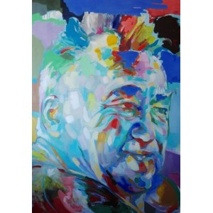 "Monika Łakomska, ""Michał Urbaniak Abstract"""