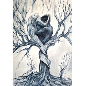 Sylwia Radziemska-Kądziela (ur. 1970), Sensual tree, 2020