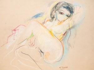 Ludwik Klimek (Ludwik Klimek 1912 Skoczów - 1992 Nicea), Jacqueline