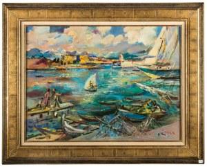 Ludwik Klimek (1912 Skoczów - 1992 Nicea), Marina