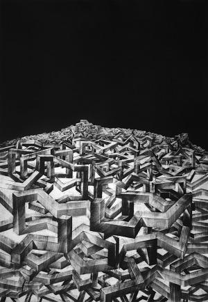 Tomasz Winiarski, Z cyklu Perpetuum mobile: LXX, 2014