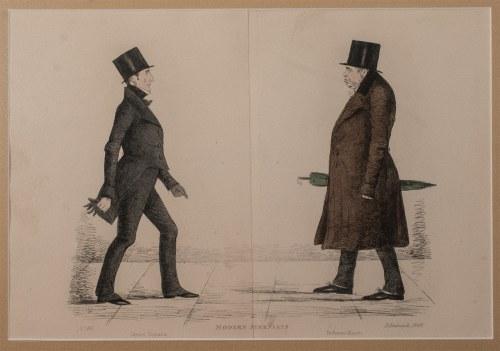 Benjamin William Crombie (1803-1847), James Simson i Professor Munro, 1848