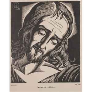 Władysław Lam (1893-1984), Głowa Chrystusa, ok. 1930