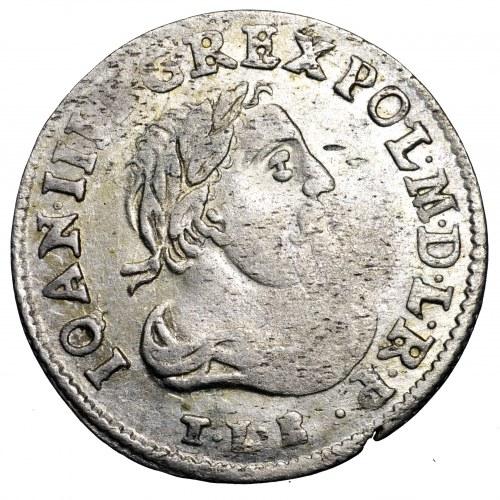 Jan III Sobieski, szóstak 1684 TLB