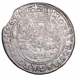 Jan II Kazimierz, tymf 1664 AT