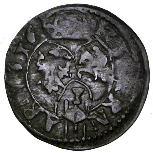 Zygmunt III Waza, trzeciak (ternar) 1623, Łobżenica - 3-9, piękny