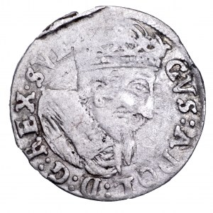 Gustaw Adolf, grosz 1630, Elbląg