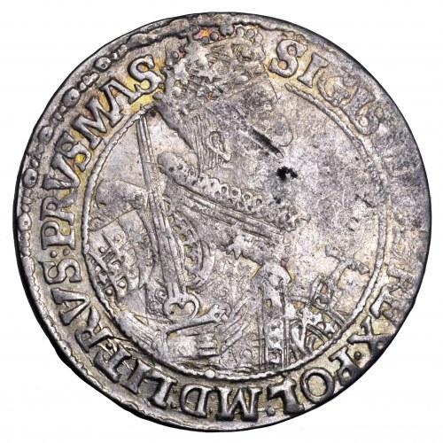 Zygmunt III Waza, ort 1621, Bydgoszcz - PRVS MAS, rzadszy