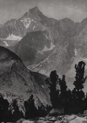 Ansel ADAMS (1902 - 1984), Mount Clarence King, 1924