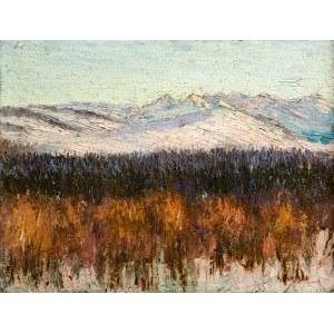 Kokoszko Edward, Panorama Tatr, lata 30. XX w.