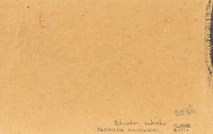 Mikulski Kazimierz, Kompozycja z kotem, lata 60. XX w.