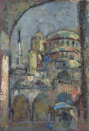 Przebindowski Zdzisław , Hagia Sophia