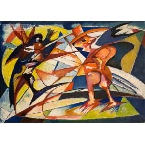 Urbanowicz Witold, Kompozycja, 1987