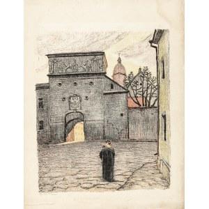 Pinkas Ignacy, Wilno. Ostra Brama, 1929