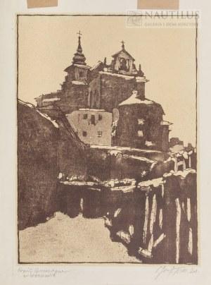 Tom Józef, Kościół Bernardynów w Warszawie, 1920