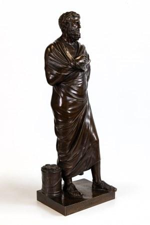 Barbedienne Ferdinand (1810 - 1892), Sofokles, XIX w.