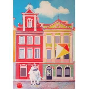 Danuta Wójcik (ur. 1978), Cytrynowy poranek, 2020