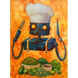 Grzegorz Walter, Robot kuchenny, 2020
