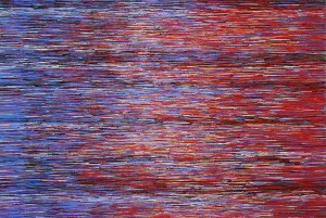 Kuba Janyst (ur. 1978), No Signal 4, 2015