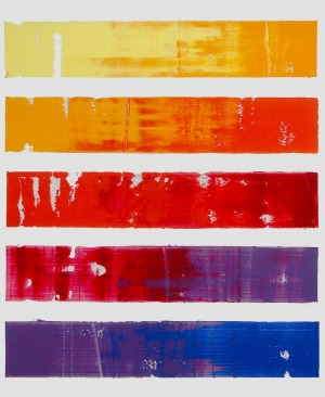 Bartek  Pszon, Abstract lines I, 2015