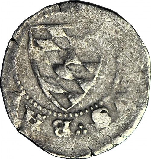 R-, Henryk, Bernard i Bolko II 1301-1326, Kwartnik ok. 1314, Głogów