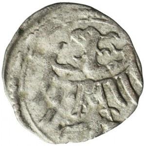 Śląsk, Ludwik II Brzeski 1413-1436 lub Elżbieta Brandenburska 1436-1449, Halerz, Legnica