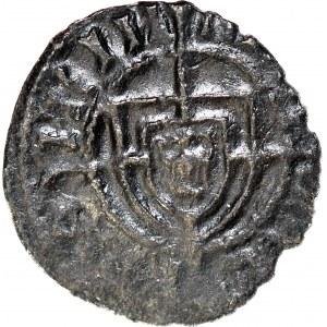 RR-, Zakon Krzyżacki, Paweł von Russdorf 1422-1441, Szeląg, fałszerstwo z epoki