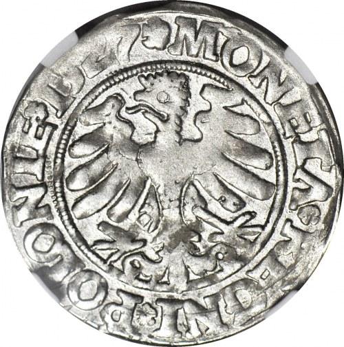 Zygmunt I Stary, Grosz 1527, Kraków