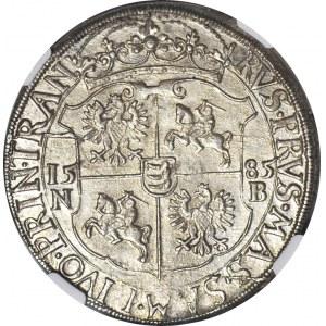 R-, Stefan Batory, Talar 1585, Nagybanya, WYŚMIENITY