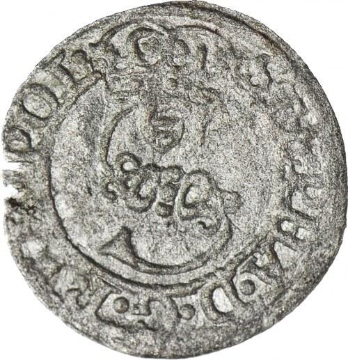 RRR-, Stefan Batory, Szeląg Olkusz 1580, Jastrzębiec