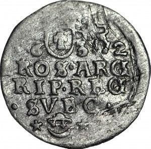 Gustaw II Adolf, Trojak 1632, Elbląg