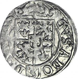 Gustaw II Adolf, Półtorak 1629, Elbląg
