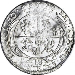 August III Sas, Ort 1756, Lipsk