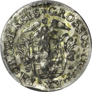 R-, Stanisław August Poniatowski, Trojak Toruń 1765, Iger R3
