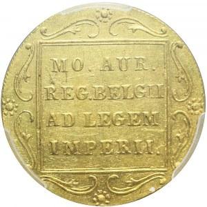 Powstanie Listopadowe, Dukat 1831, kropka przed pochodnią