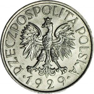 1 złoty 1929, Nominał, mennicza