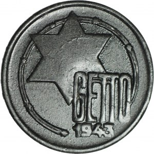 Getto, 5 Marek 1943, Al-Mg, mennicze