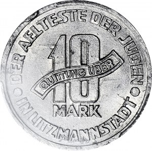 Getto, 10 marek 1943 Al, GDA 3b/2, mennicze