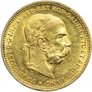 Austria, 20 koron 1894, Franciszek Józef