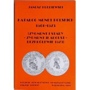 J. Kurpiewski, katalog Zygmunt I Stary i Zygmunt August