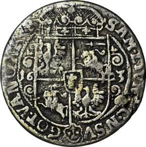 Zygmunt III Waza, Ort 1623, Bydgoszcz, PRVM