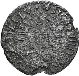RR-, Zygmunt III Waza, Grosz 1614 Wilno, fałszerstwo z epoki