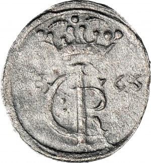 Jan Kazimierz, Szeląg 1666 Toruń