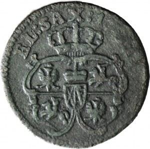 August III Sas, Szeląg 1751