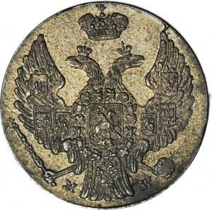 Królestwo Polskie, 10 groszy 1840, piękne