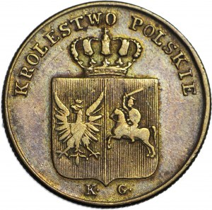 Powstanie Listopadowe, 3 grosze 1831, Warszawa