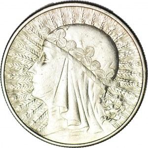 10 złotych 1932, Głowa, Londyn, piękna