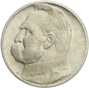 2 złote 1934, Piłsudski